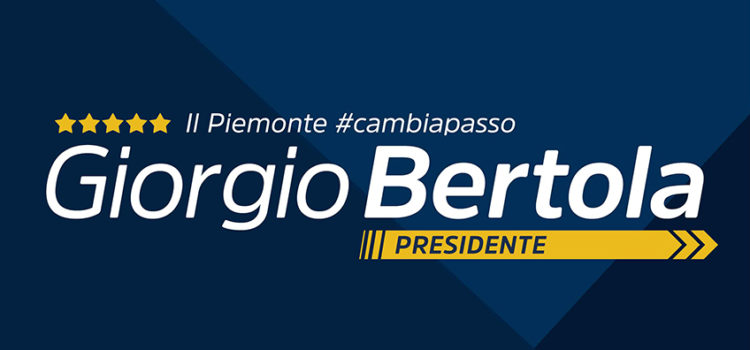 Il Piemonte #CambiaPasso