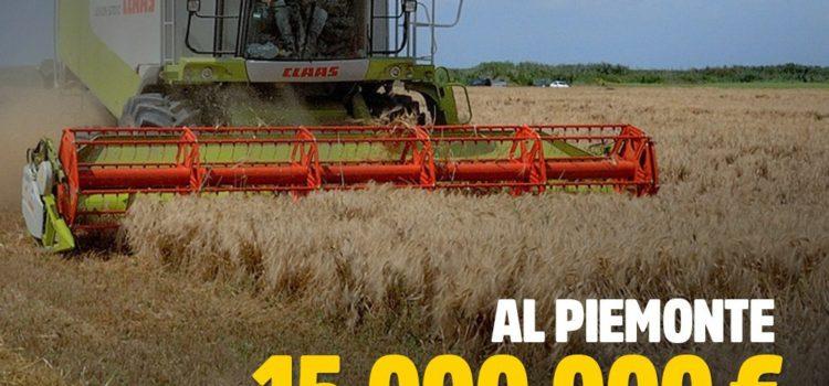 PIANO INVASI: 8,5 MILIONI PER MIGLIORARE L'IRRIGAZIONE IN VALLE GESSO. RISPOSTE CONCRETE PER SOSTENERE L'AGRICOLTURA, L'AMBIENTE E LE PRODUZIONI LOCALI