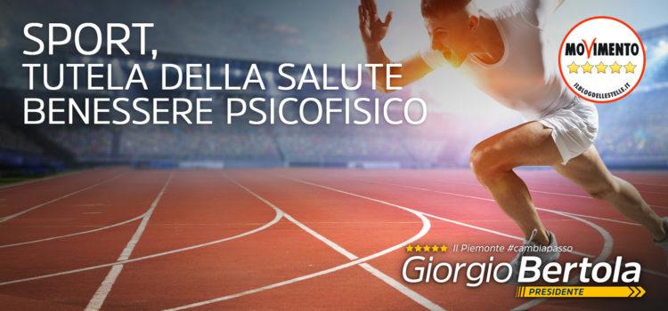 Sport – Il Piemonte #CambiaPasso
