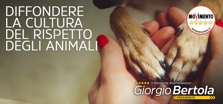Animali – Il Piemonte #CambiaPasso