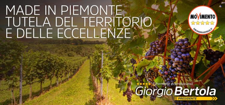 Agricoltura – Il Piemonte #CambiaPasso