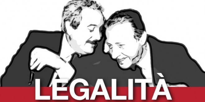 SALTA L'APPROVAZIONE DELLA COMMISSIONE LEGALITA' PER L'OSTRUZIONISMO DELLA LEGA. UNO SCHIAFFO ALLA MEMORIA DELLE VITTIME DELLE MAFIE. INTERVENGA CIRIO