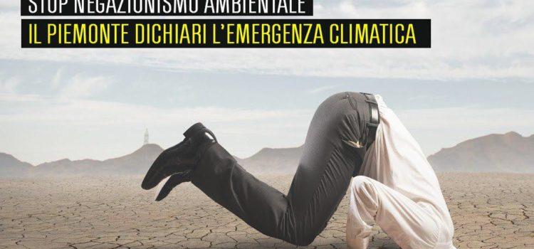 M5S: basta negazionismo ambientale della destra. La Regione dichiari lo stato di emergenza climatica e si riducano le emissioni gas clima alteranti