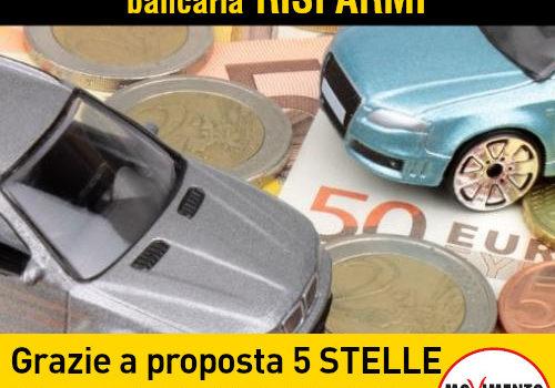 BOLLO AUTO, con la domiciliazione bancaria si risparmia