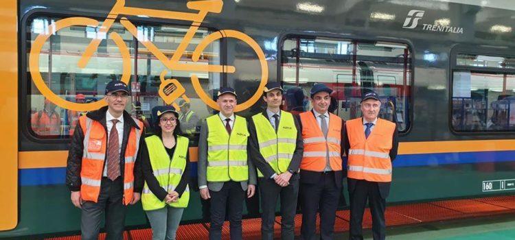 """Treno del futuro sarà alimentato ad idrogeno. Dalla Alstom confortanti notizie, ora puntiamo sull'idrogeno """"Made in Piemonte"""""""