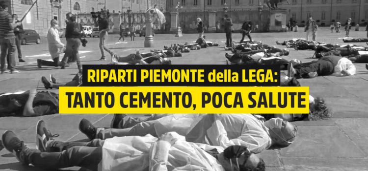 Flash mob infermieri, Cirio e Lega hanno bocciato le nostre proposte per anticipare il bonus nazionale